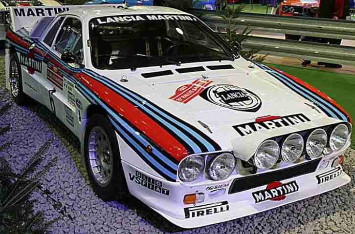 Lancia 037 Project