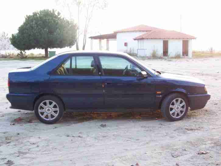 Lancia Dedra Delta 1,6 16v Bestzustand mint condition Youngtimer (BRC Lpg Gas)