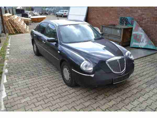 Lancia Thesis 2.4 Multijet DPF Comfortronic