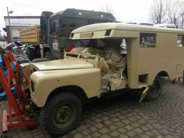 landrover serie 2a hardtop 88 rhd topseller oldtimer car group. Black Bedroom Furniture Sets. Home Design Ideas