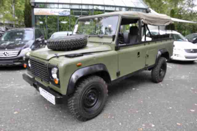 Land Rover Defender 110 Military LHD