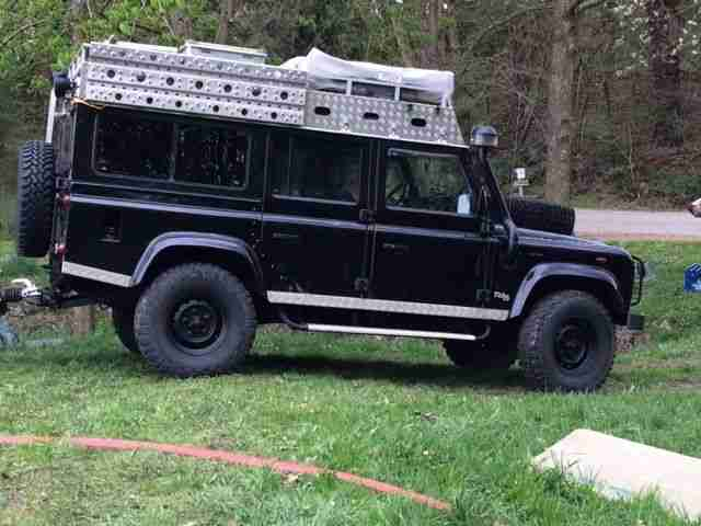 land rover defender 110 td5 expedition tolle angebote in rover. Black Bedroom Furniture Sets. Home Design Ideas