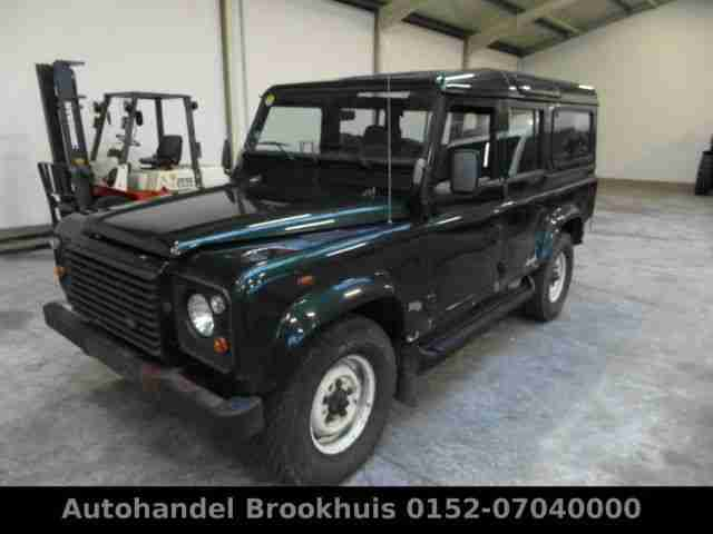 land rover defender 110 td5 klima 1 hand angebote dem auto von anderen marken. Black Bedroom Furniture Sets. Home Design Ideas