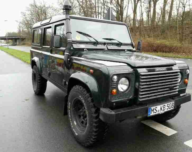 land rover defender 110 td5 angebote dem auto von anderen marken. Black Bedroom Furniture Sets. Home Design Ideas