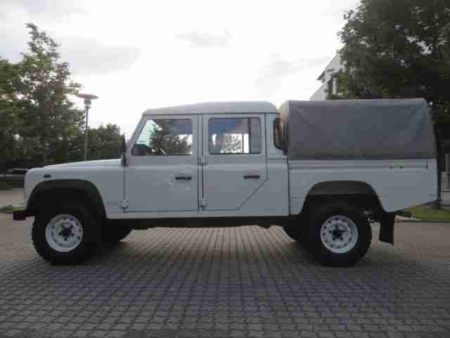 land rover defender 130 td5 crew cap angebote dem auto von anderen marken. Black Bedroom Furniture Sets. Home Design Ideas