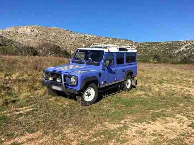 Land Rover Defender Bj. 1997