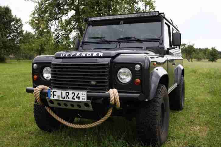 land rover defender td 5 angebote dem auto von anderen. Black Bedroom Furniture Sets. Home Design Ideas