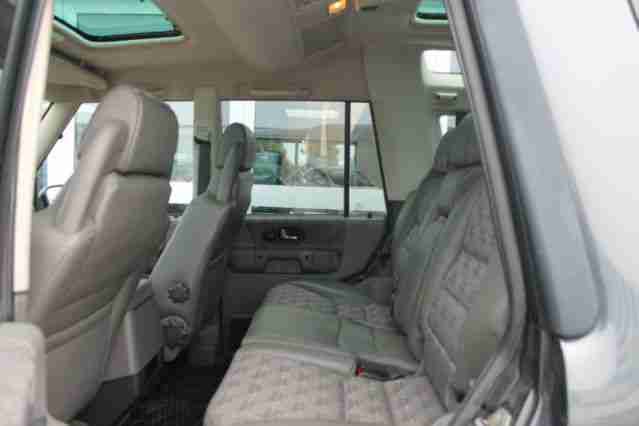 Land Rover Discovery 2,5 TD5 4x4*TEILLEDER**AHK*AUTOMAT