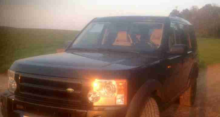 Land Rover Discovery 3 Diesel VR6 190 PS