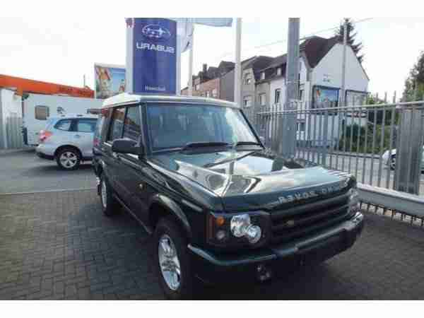 Land Rover Discovery Td5 Entertainer