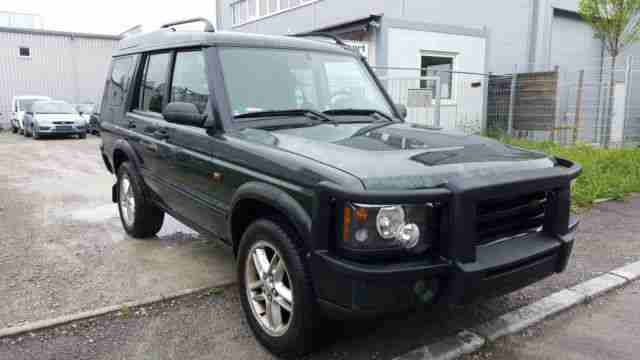 Land Rover Discovery Td5,Klimaautomatik,7 Sitzer