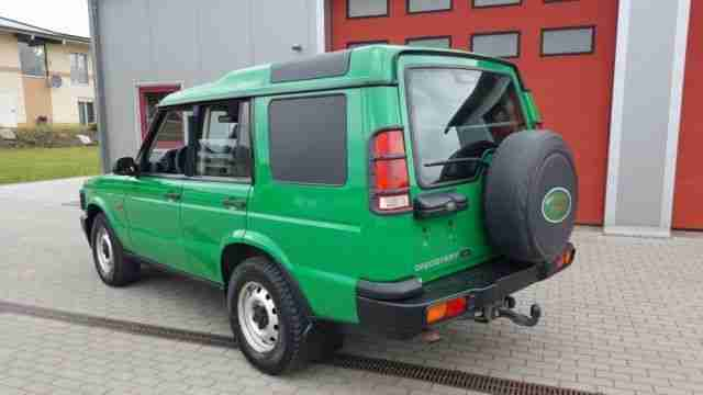 Land Rover Discovery Td5 Serie II