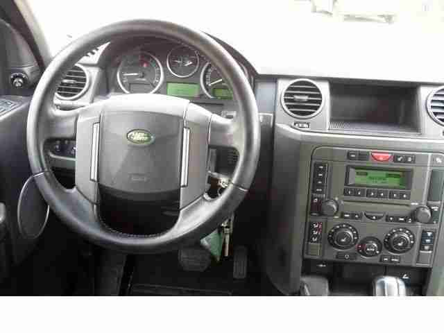 Land Rover Discovery V6 TD Automatik/Luftfederung