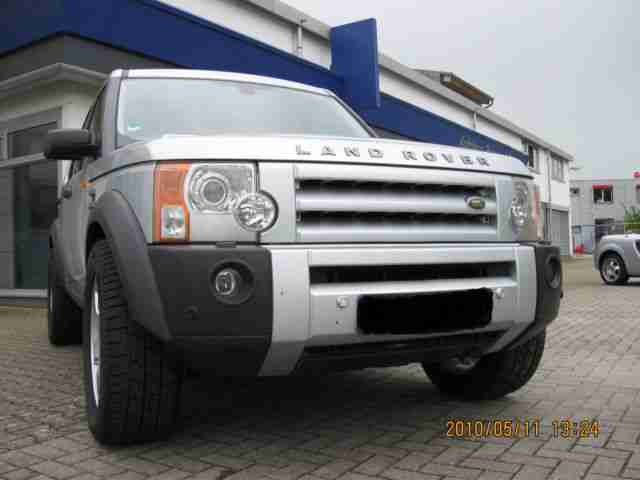 Land Rover Discovery V6 TD HSE