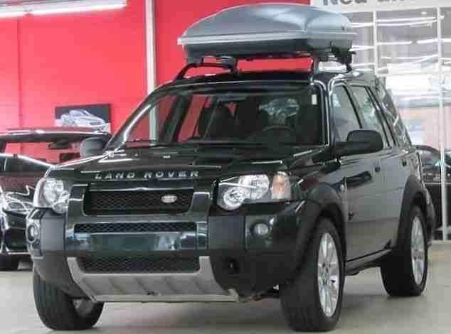 land rover freelander td4 sport 5 t rig leder angebote. Black Bedroom Furniture Sets. Home Design Ideas
