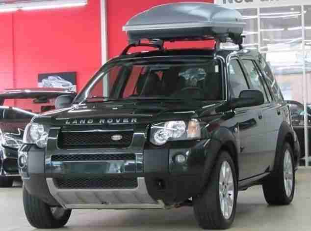 land rover freelander td4 sport 5 t rig leder angebote dem auto von anderen marken. Black Bedroom Furniture Sets. Home Design Ideas