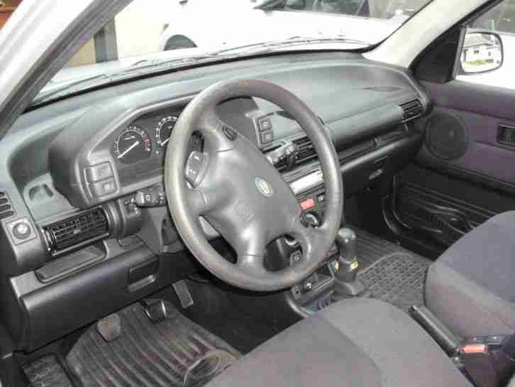 Land Rover Freelander 1.8 Station, 8fach bereift, AHK, Rest-TÜV 01/2015