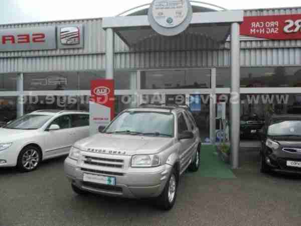 Land Rover Freelander 1.8i Silver Edition
