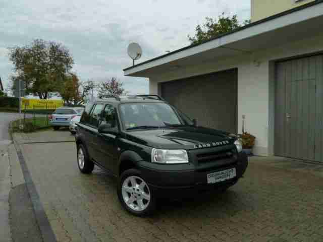 land rover freelander td4 klima alu s dach ahk angebote dem auto von anderen marken. Black Bedroom Furniture Sets. Home Design Ideas