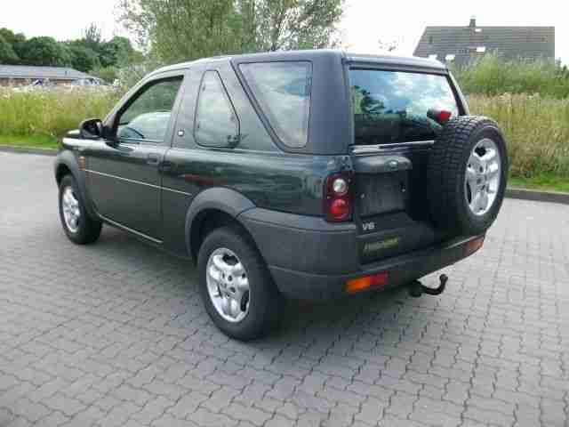 land rover freelander v6 mit lpg anlage angebote dem auto von anderen marken. Black Bedroom Furniture Sets. Home Design Ideas