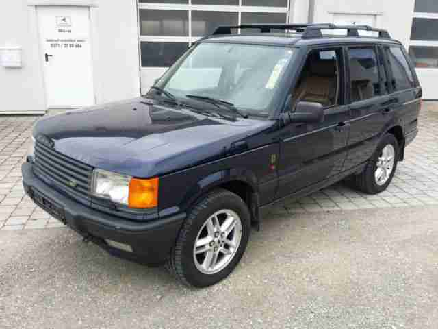 Land Rover Range Rover 4.6 HSE Autobiography