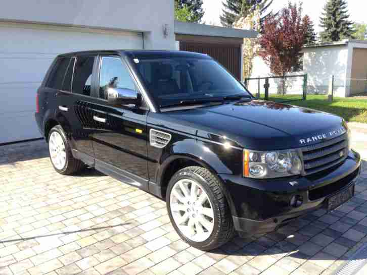 land rover range rover sport 2 7 tdv6 hse tolle angebote in rover. Black Bedroom Furniture Sets. Home Design Ideas