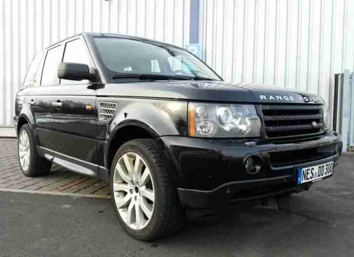 Land Rover Range Rover Sport Supercharged V8 390 PS