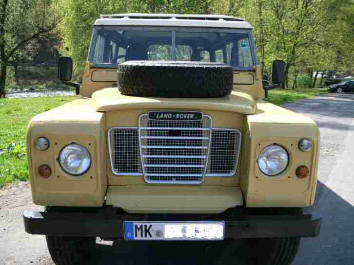 Land Rover Serie