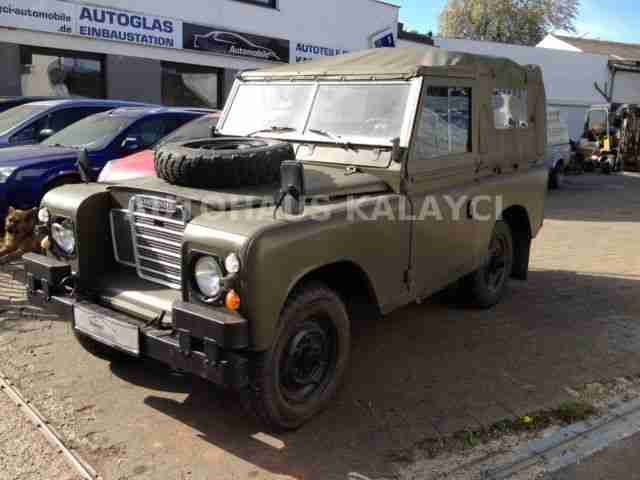 Land Rover Serie III Version 88