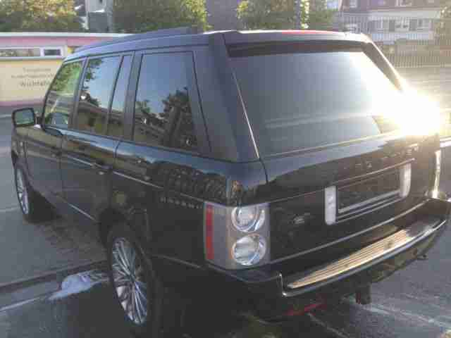 Land Rover V8,Vogue,Vollausattung,AHK