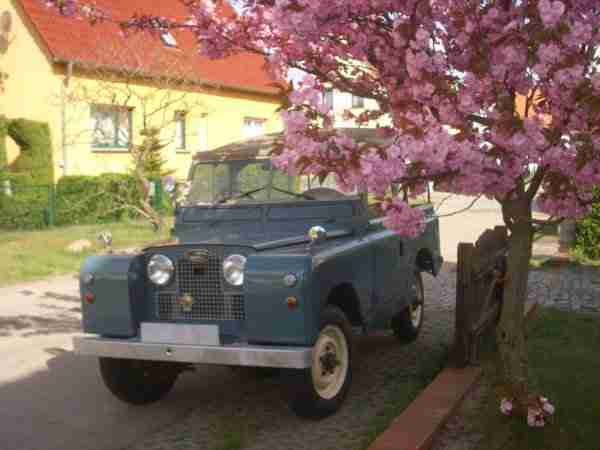 Landrover Serie 2 88 Softtop