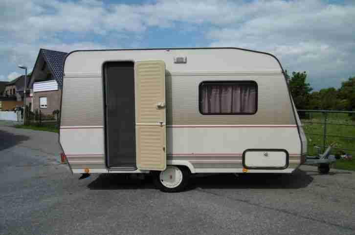 leichtgewicht wohnwagen dethleffs new line mit wohnwagen. Black Bedroom Furniture Sets. Home Design Ideas
