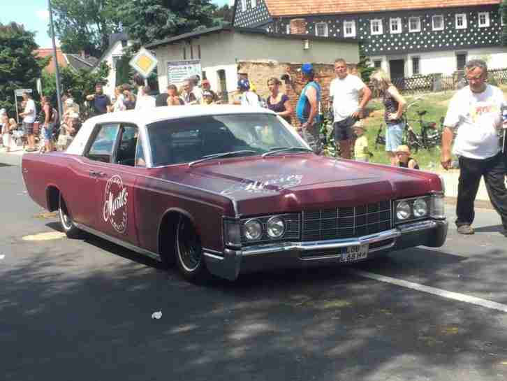 Lincoln Continental 1968 Oldtimer Custom Hot Rod no Airride Us Car
