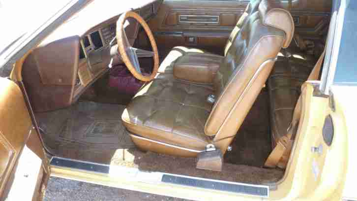 Lincoln Continental Mark IV 1972 Oldtimer kein Cadillac Buick Ford Muscle US Car