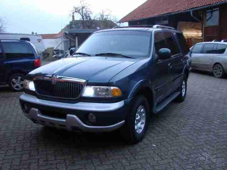 Lincoln Navigator 4x4, absolut rostfreier