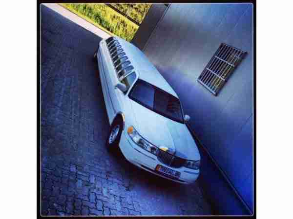 Lincoln Town Car 10 METER! Vip, Stretchlimousine