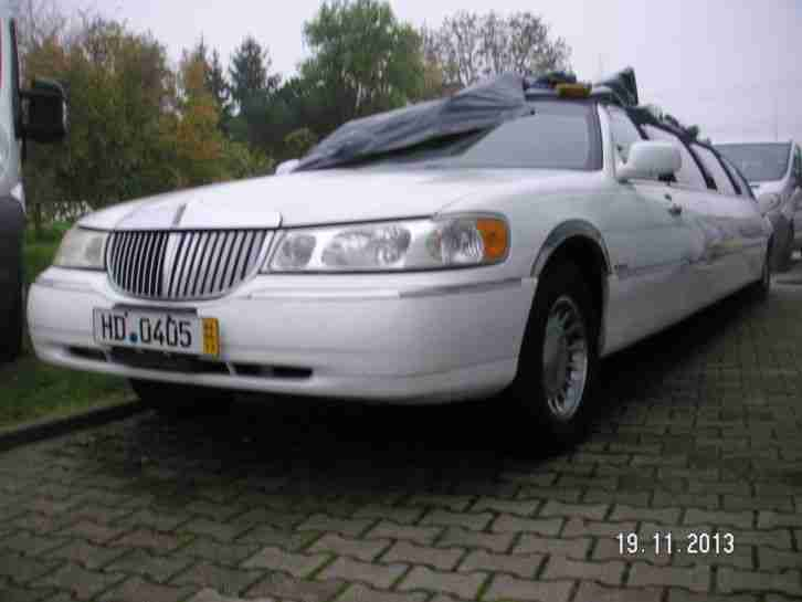 "Lincoln Town Car Stretchlimo 120"", 165000km"