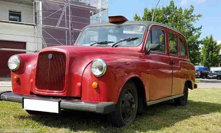 london taxi original fx4 fairway in rot rhd topseller. Black Bedroom Furniture Sets. Home Design Ideas
