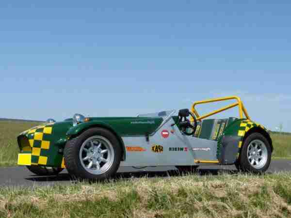 Lotus Super Seven Replica, Sylva Striker, 1. Hand,