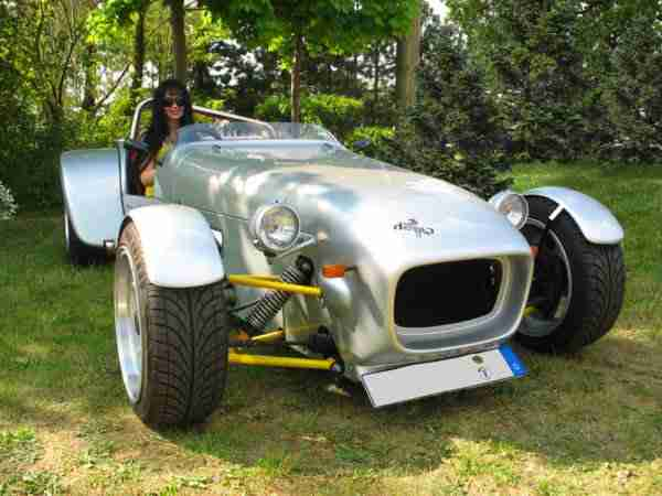"Lotus Super Seven Speedster ""Rush deutsche"