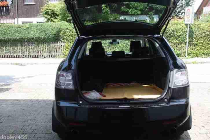 mazda cx7 t v neu turbo suv allrad mit beste gebrauchtwagen mazda f r sie. Black Bedroom Furniture Sets. Home Design Ideas