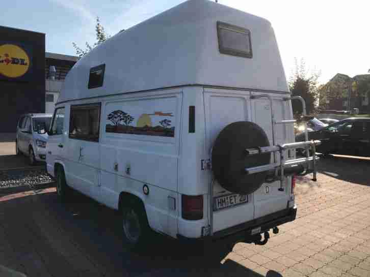 Mb 100 Wohnmobil Cicada Voll Ausgestattet T V Wohnwagen