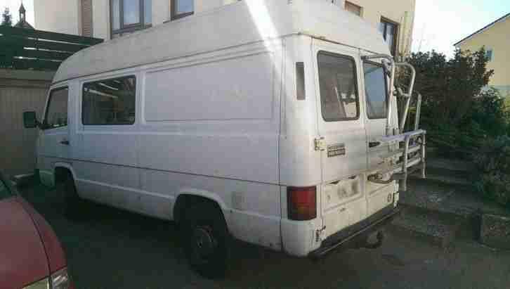 Mercedes Benz 100 Wohnmobil Camper Navi Viel Wohnwagen