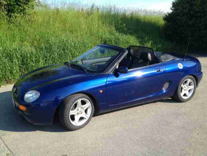 MG MGF 1, 8 VVC 145PS