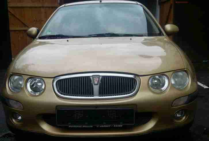 MG ROVER 25 1, 4 L BJ:01.02.2000