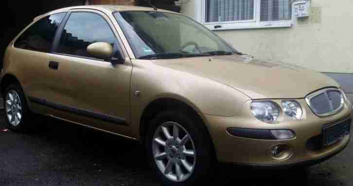MG ROVER 25