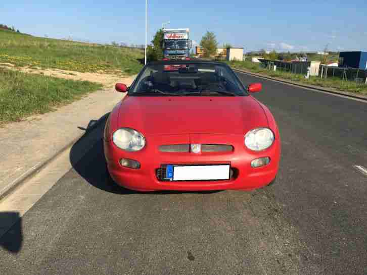 MG ROVER Cabrio 1,8 120PS