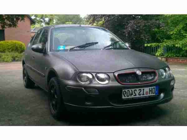 MG ZR Rover 25