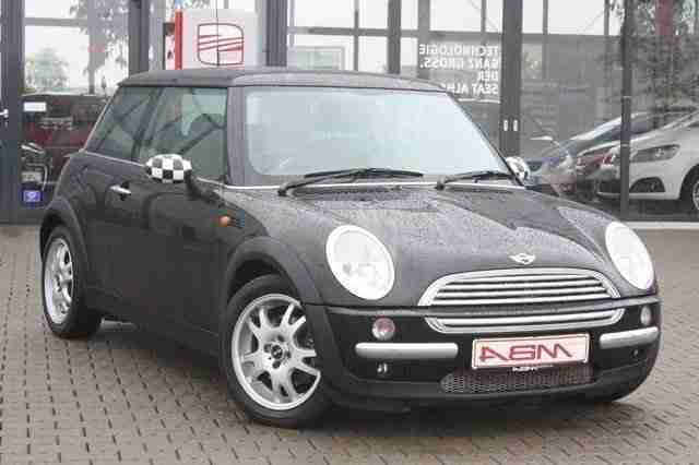 MINI COOPER Chili Leder Glasdach elektr