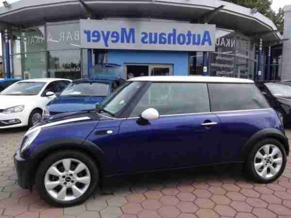 MINI Cooper 1, 6 115PS 17 ALU BC SITHZ